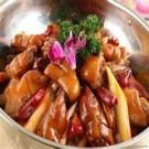 干锅香辣猪蹄